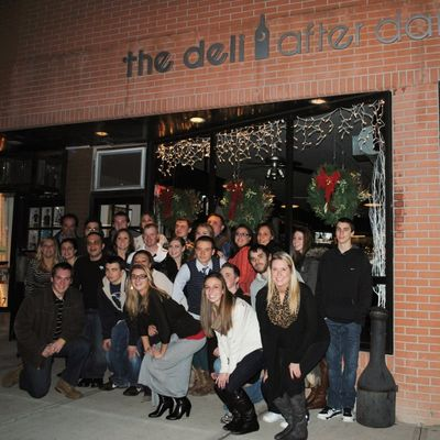 Deli After Dark Shows Off New Signage