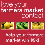 Help Our Farmers Market Win!