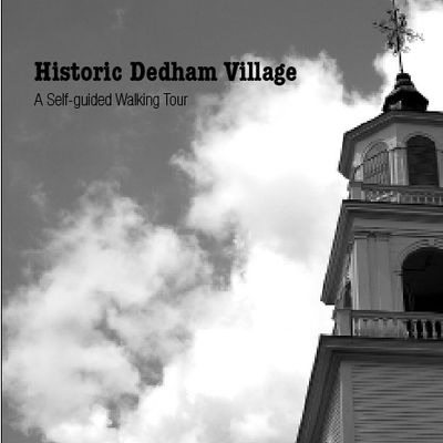 Dedham Square Walking Tour