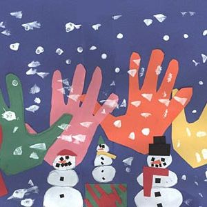 Children's Holiday Art Show!